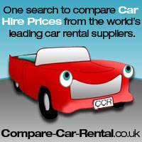 Compare Car Rental Prices